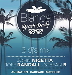 BEACH PARTY au Bianca Beach